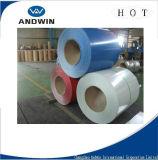Bobina de aço galvanizada da tira, bobina de Gi/PPGI/Sglc