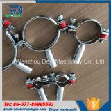 衛生ステンレス鋼の円形の管サポート