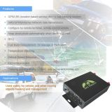 Inseguitore del veicolo di GPS con il sensore del combustibile e di temperatura