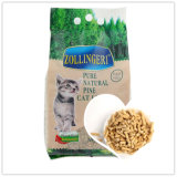 Katze King Madera de pino Añadir Green Tea Cat Litter