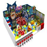 Parc en plastique d'amusement d'enfants de Salling de mer de cour de jeu d'intérieur chaude de thème