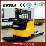 Ltma 2t kleiner voller elektrischer Handladeplatten-LKW für Verkauf