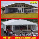 Stevige Partij 500 van de Vorm van de Koepel van de Muren van het Glas van de Tent van de Muur de Tent van de Markttent van het Huwelijk van Mensen
