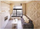 현대 디자인 장식 벽을%s 돋을새김된 실내 PVC 3D 위원회