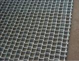 Correia resistente de alta temperatura do engranzamento de fio do aço inoxidável