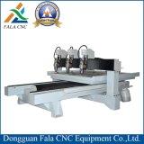 アクリルの銅アルミニウムのためのMnlti機能CNCのルーターの彫版機械