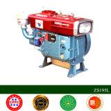 Solo motor diesel de Changzhou Zs1130 del cilindro