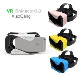 WiFi Bluetooth 3D映画およびゲームのための3DガラスのShinecon実行可能な3.0 Vrのヘッドセット
