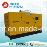 электрический генератор дизеля 250kVA Cummins