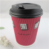 Einzelnes Wall Paper Cup Manufacturer in China