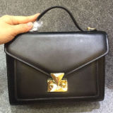 Sacs à main classiques sauvages Emg4570 d'épaule de cuir véritable de sacs d'emballage de femmes