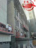 Gondola del sistema dell'argano Zlp800 per manutenzione della costruzione