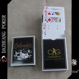 Calendrier de haute qualité Girls Paper Playing Card