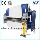 Machine à cintrer hydraulique de commande numérique par ordinateur de série de Wc67k-130X3200 Wc67k