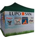 3X3, 4X4, 5X5m Outdoor Pop вверх Canopy с Custom Printing