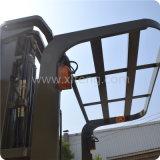 Sitzen-auf schmalem elektrischem Reichweite-Gabelstapler 2.5t