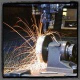 Laser-Ausschnitt-Maschine für hölzernen Acrylgewebe-Papierstein