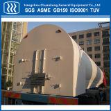 ASME GBの産業半液体酸素の燃料のタンカーのトレーラー