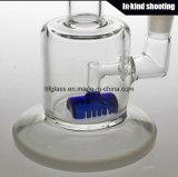 Toro-Glas bearbeitete Hex Glasrohr Wasser-Rohr-Ölplattform Waterpipe Huka-Fabrik-Mikropreis!