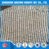 Moqueta de tecido de bambu agrícola HDPE Sun Shade Net / Green Shade / Telha de sombra de telhado para estufa