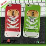 Cassa stampata macchina fotografica creativa del telefono mobile di disegno TPU per il iPhone 6s