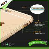 Geval van de Rugdekking van PC van de Bumper van het Metaal van het aluminium het Duidelijke voor iPhone 6