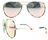 2016 gafas de sol especiales de la lente de la nueva última manera modelo de las mujeres de la alta calidad