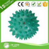 Bola suave colorida respetuosa del medio ambiente promocional del masaje del PVC de la venta caliente