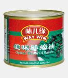 salsa dell'ostrica 260g con migliore qualità