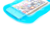 Sac imperméable à l'eau durable de contact d'écran pour le téléphone mobile