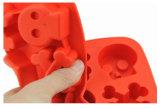 Создатель кубика льда силикона черепа Halloween изготовленный на заказ