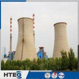 Grado eficiente ahorro de energía y alto de China una caldera de vapor de la caldera CFB