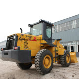 3ton Shovel Loader mit 10ton Tipper Load