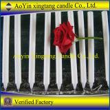 vela pura de la cera 12g a África/al surtidor de la vela de la fábrica de Aoyin