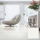 Da porcelana Polished cheia branca super do corpo do material de construção telha de assoalho cerâmica (SW601AP)