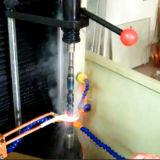 máquina ferramenta pisadas múltiplas do endurecimento de indução do eixo do comprimento de 600mm