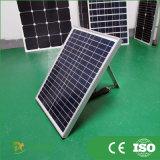 módulo 20W solar com uma célula solar da classe