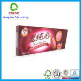 中国のカスタム印刷紙のクッキーボックス