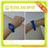 De goedkope Regelbare Passieve Plastic Armbanden RFID van de Armband van de Manchet RFID van het Silicone NFC Medische