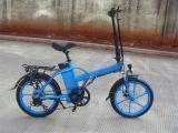 E-Bici pieghevoli di 36V 250W del motore del certificato senza spazzola multicolore di TUV (JSL039AL-3)