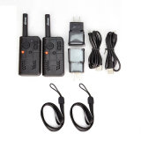1.8watt Pocket-Sized 16 Channel Handheld Mini Walkie Talkie