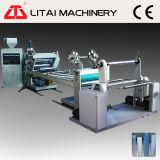 Máquina plástica de la hoja de la máquina de una sola capa del estirador