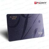 Usar extensamente Em4305 o cartão sem contato fino do PVC RFID