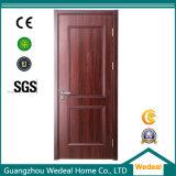 Material de madera sólida de la puerta interior del chalet para el proyecto (WDHO37)
