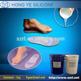 Shoeの靴の中敷のための熱いSeller Addition Cure Silicone Rubber