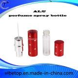 bottiglia vuota riutilizzabile di alluminio dello spruzzatore del profumo 5ml