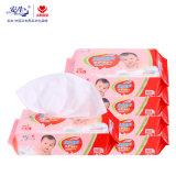 Os produtos de Babycare nenhum bebê orgânico químico do algodão limpam o fabricante