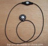Plástico de alta calidad del Regalo Promocional 3D pulsera de silicona ( SB- 010 )