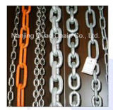 G30/43/70/80 Nacm90&1990&1984&\&96&ASTM1980 USA Standard Alloy Steel Link Chain with Hooks