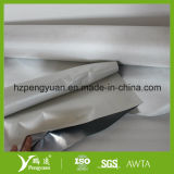 Isolamento à prova de fogo Fibra de vidro Folha de alumínio para lã de rocha Lã de rocha